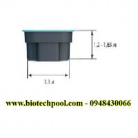 Giá bể bơi mini composite