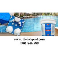 hóa chất cho hồ bơi
