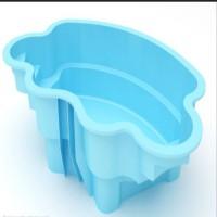 báo giá  nhận làm hồ bơi composite
