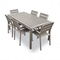 Bộ bàn ghế ngoài trời bp017