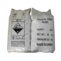 Caustic soda naoh  99% xút vẩy 99%