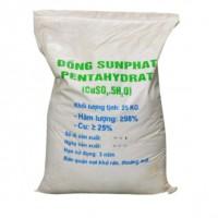 Hóa chất xử lý nước hồ bơi đồng sunphat pentahydrat