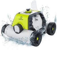 Robot vệ sinh hồ bơi ot qomotop không dây