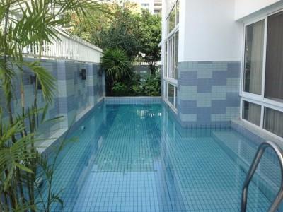 Mẫu thiết kế hồ bơi nhỏ mà đẹp