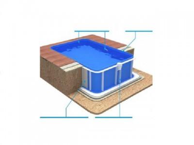 Một số kiểu dáng hồ bơi thịnh hành
