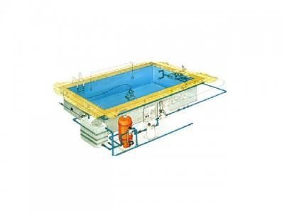 Tư vấn thiết kế hồ bơi trong nhà