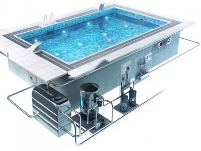 【sản xuất lắp ráp】máy lọc hồ bơi theo yêu cầu