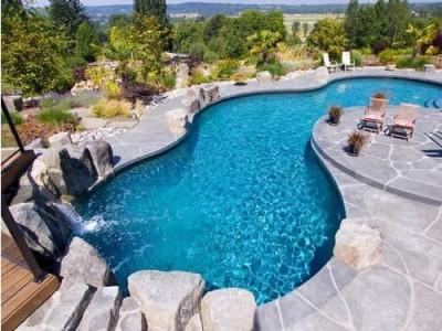 Bể bơi mini composite cao cấp