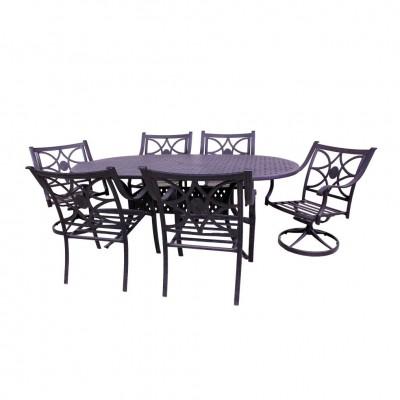 Những mẫu thiết kế bàn ghế ngoài trời đẹp tuyệt