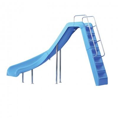 Cầu trượt hồ bơi【giá tại xưởng】