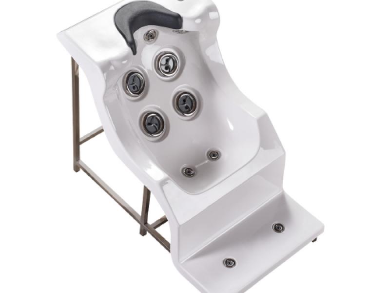 Ghế spa chuyên dụng dùng trong hồ bơi massage