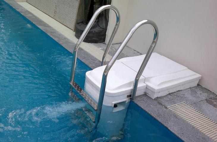 Máy lọc hồ bơi【thông minh】