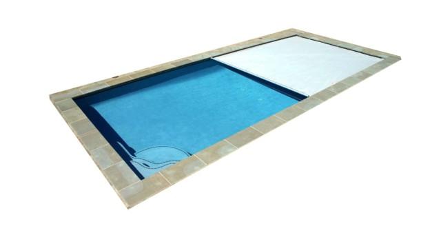Mái che tự động cho hồ bơi