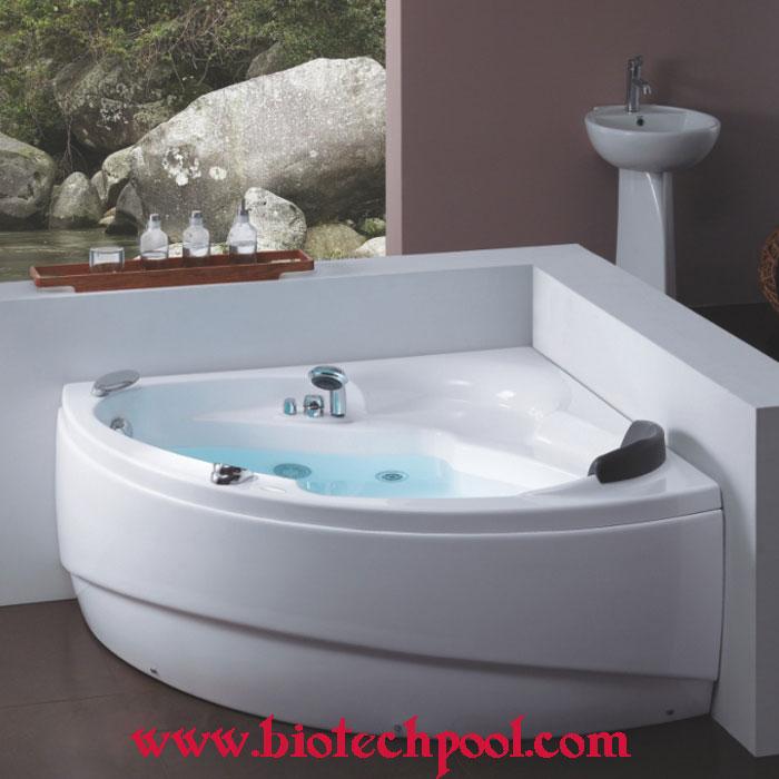 Bồn tắm nằm massage eu-6143d