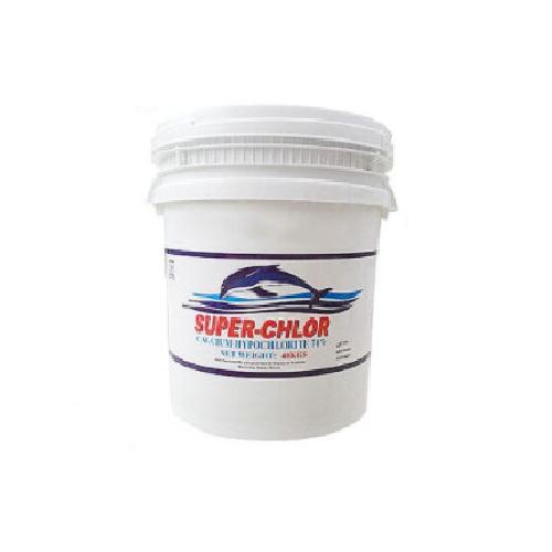 Hóa chất xử lý hồ bơi chlorine